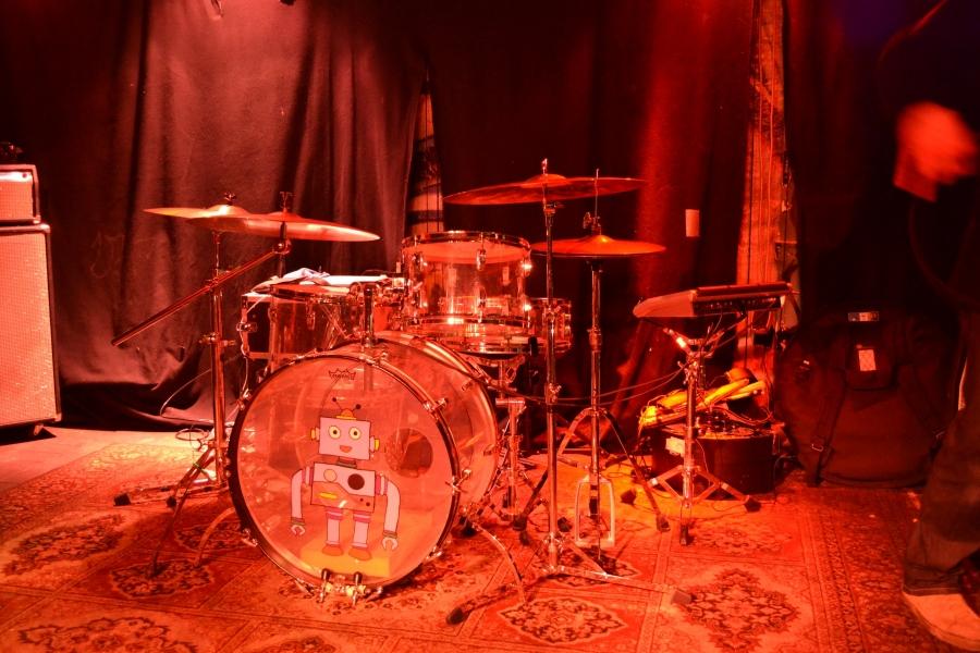 Drumset Roboter